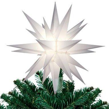 Moravian Star/Tree Topper