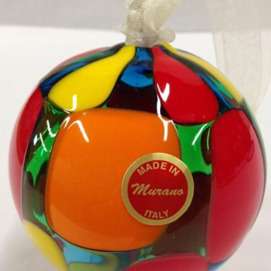 Murano Glass Ornament