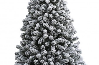 Prince Flock Artificial Christmas Tree Unlit