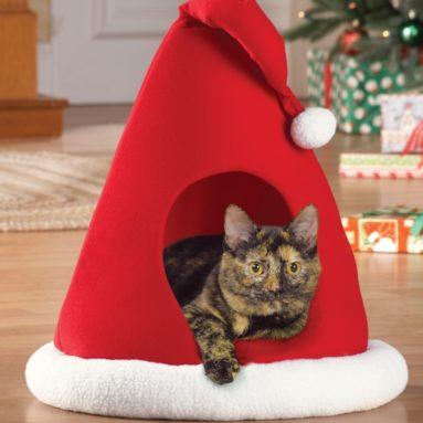 Santa Hat Christmas Pet