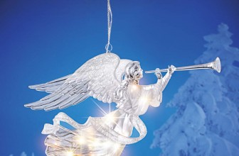 Solar Crystal Angel Dangler