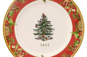 Spode Christmas Tree Annual Edition 2015 Collector Plate