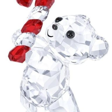 Swarovski Annual Edition 2016 Kris Bear Christmas Holiday Figurine