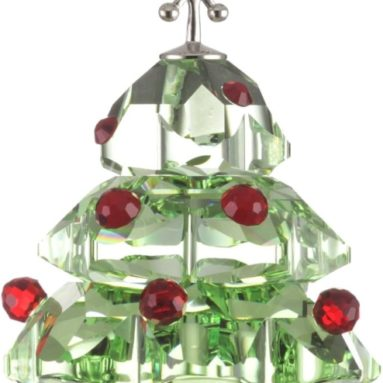 Swarovski Christmas Tree Ornament