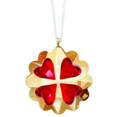 Swarovski Crystal Sparkling Cookie Christmas Piece