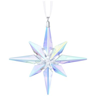 Swarovski Northern Lights Star Ornament