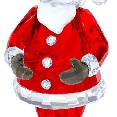 Swarovski Santa Claus Holiday Figurine