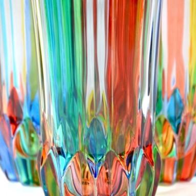 Swatch Colored Murano Glass