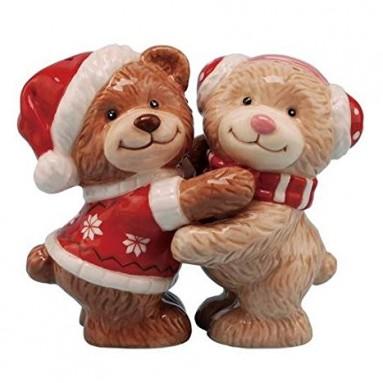 Teddy Bears Salt and Pepper Shakers