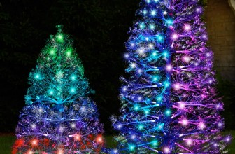 The 3D Floating Lightshow Christmas Tree