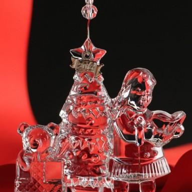 Waterford Crystal Christmas Wonders Ornament