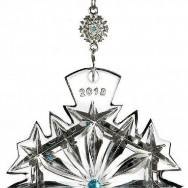 Waterford 2018 Icicle Ornament