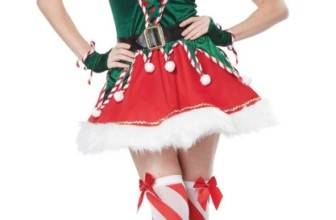 Women's Santa's Helper Adult