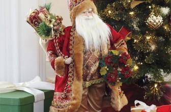 24″ Red Santa