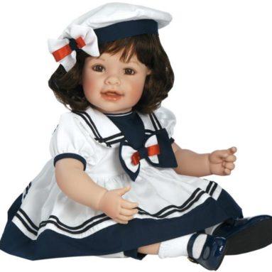 Adora Set Sail 20″ Play Doll Light Blonde Hair/Blue Eyes