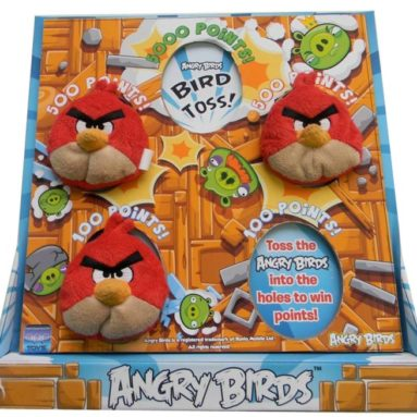 Angry Birds Bird Toss