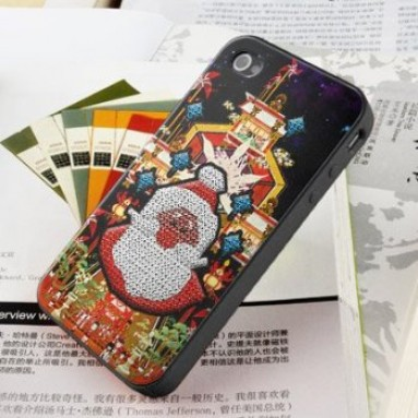 Santa Case for iPhone 4S