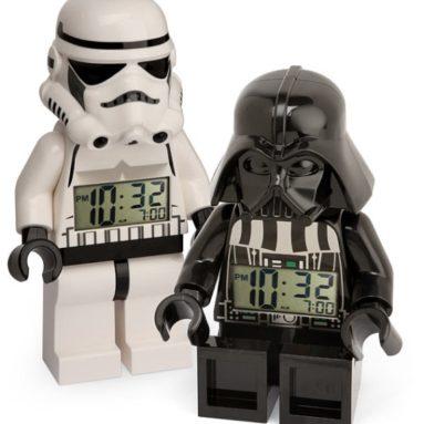 EGO Star Wars Minifig Alarm Clock