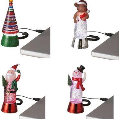 The USB Christmas Light