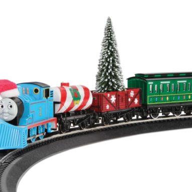 The Thomas The Tank Engine Holiday Train