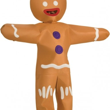 Shrek Gingerbread Man Costume