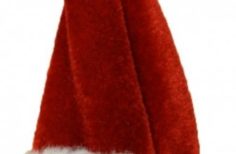 Santa Hat Wine Bottle Stopper