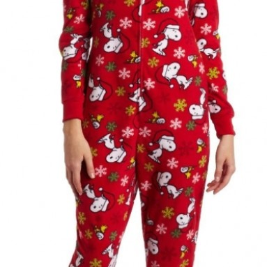 Warm Footie Pajama