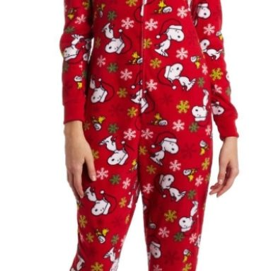Warm Footie Pajama