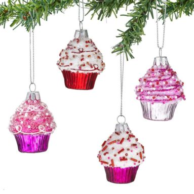 Christmas Décor from Department 56 Mini Cupcake