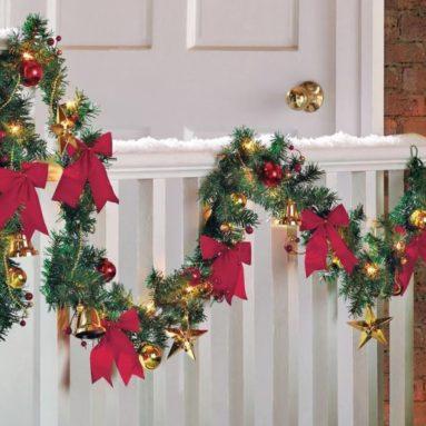 Jingle Bells Garland