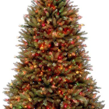 National Tree 7 1/2′ Dunhill Fir Tree