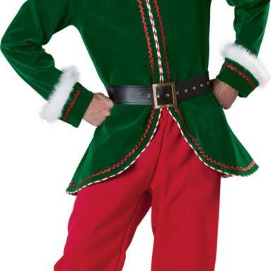Santas Velvet Jacket