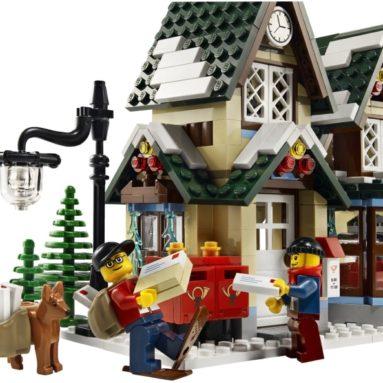 LEGO Creator Winter Village Post Office