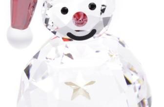 Swarovski Rocking Snowman